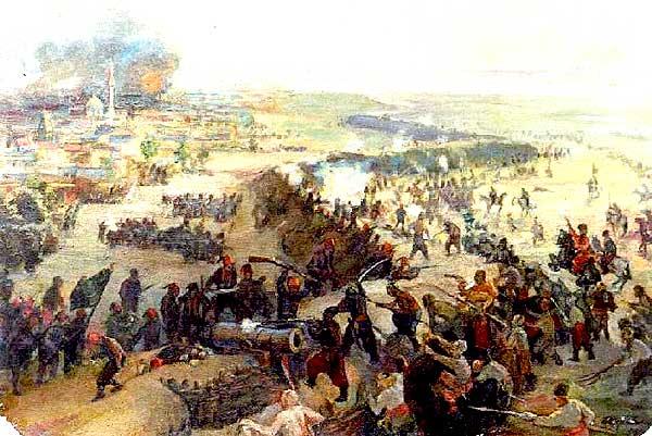 Битва за Баку